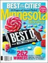 Best of MN cover