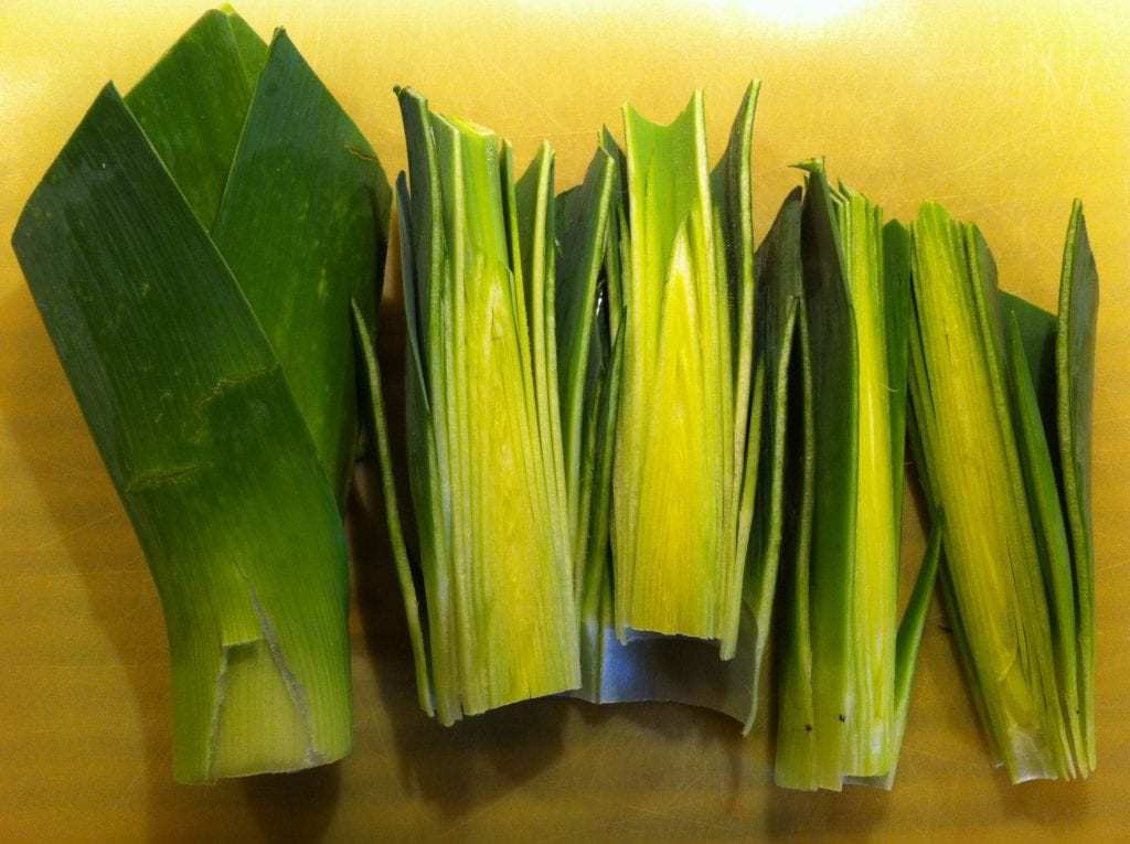 Recipe: Leek Greens