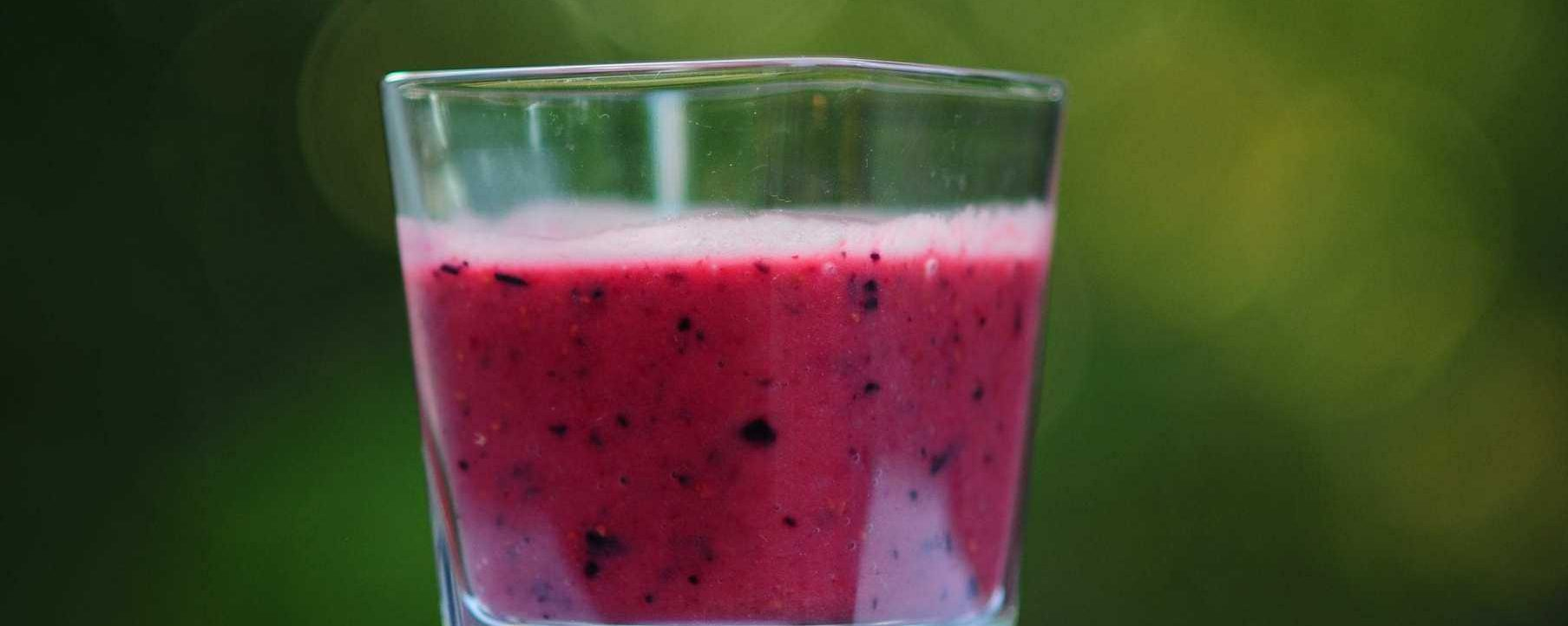 Food as Medicine: Coconut Berry Puree Recipe