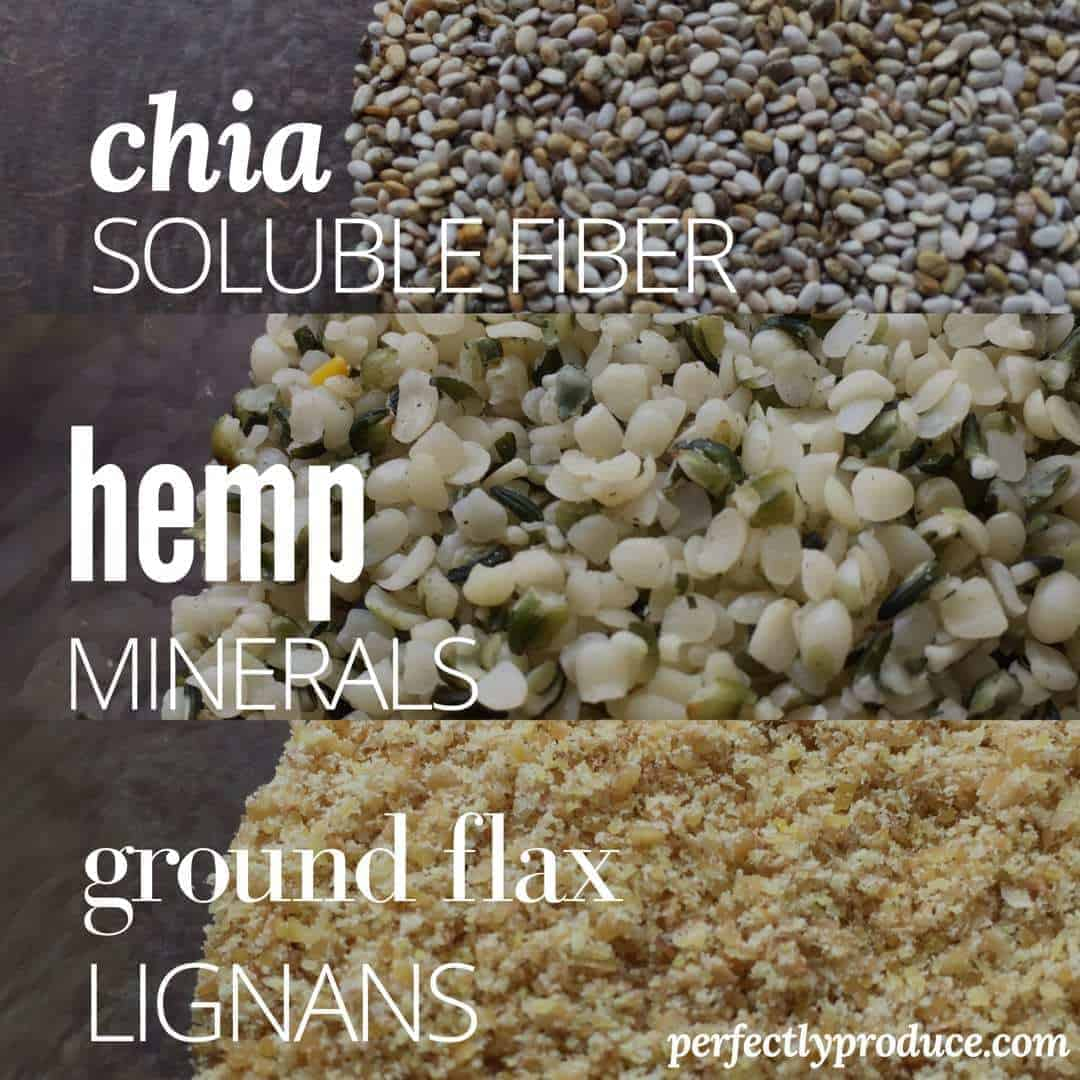 chia hemp flax seeds_differences_perfectlyproduce