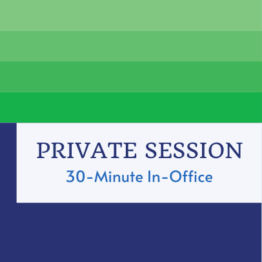 Private Session 30-Minute In-Office